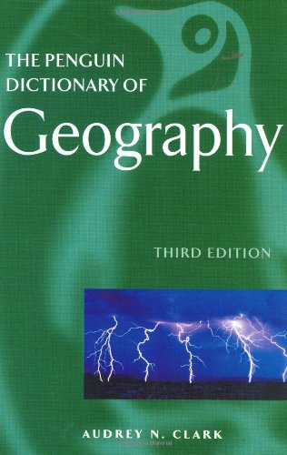 The Penguin Dictionary of Geography: 7third Edition 9780140515053