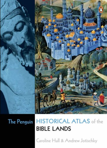 The Penguin Historical Atlas of the Bible Lands 9780141026879