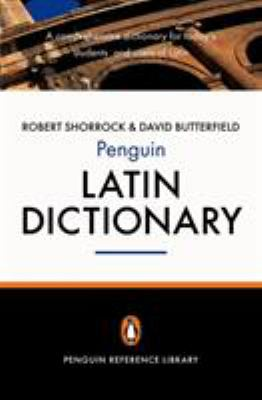 The Penguin Latin Dictionary 9780141015552