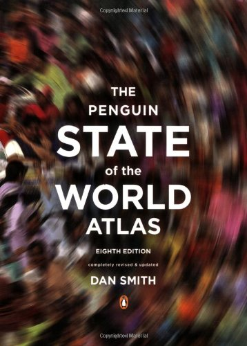 The Penguin State of the World Atlas: Eighth Edition 9780143114529