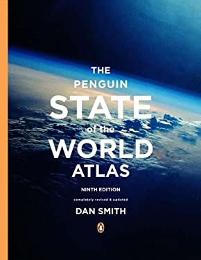 The Penguin State of the World Atlas: Ninth Edition 9780143122654