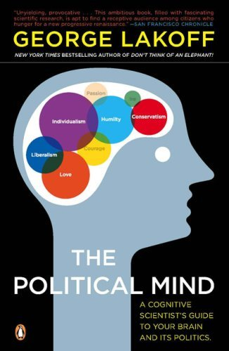 The Political Mind: A Cognitive Scientist's Guide to Your Brain and Its Politics 9780143115687