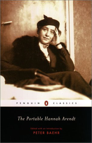 The Portable Hannah Arendt 9780142437568