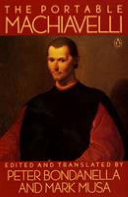 The Portable Machiavelli 9780140150926