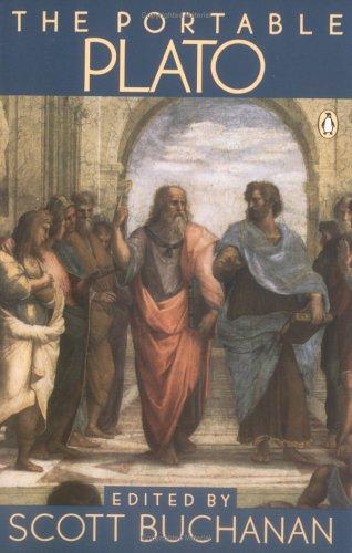The Portable Plato 9780140150407