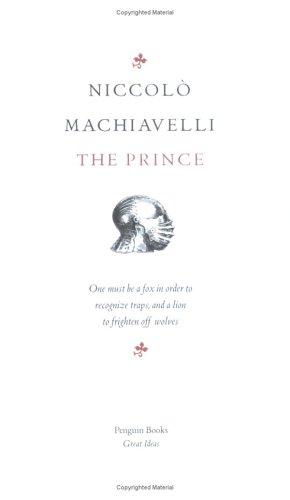 The Prince 9780143036333