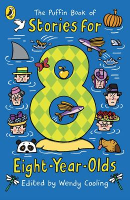The Puffin Book of Stories for Eight-year-olds 9780141806945