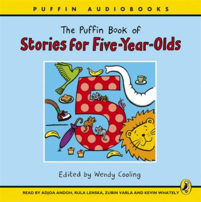 The Puffin Book of Stories for Five-year-olds 9780141806921
