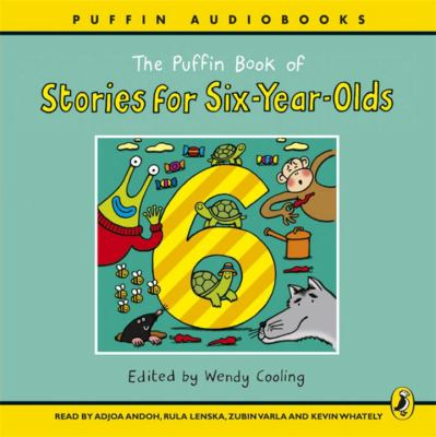 The Puffin Book of Stories for Six-year-olds 9780141806938