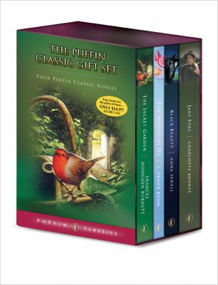 The Puffin Classic Gift Set: The Wizard of Oz/The Secret Garden/Jane Eyre/Black Beauty 9780142302354