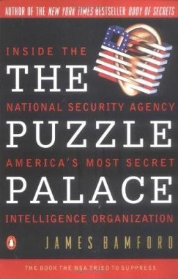 The Puzzle Palace: Inside America's Most Secret Intelligence Organization 9780140067484