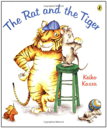 The Rat and the Tiger 9780142409008