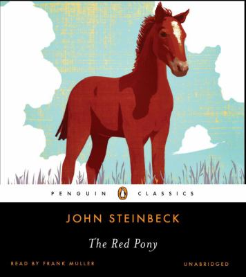 The Red Pony 9780142429259