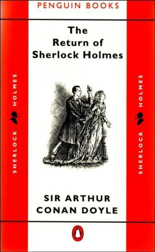 The Return of Sherlock Holmes 9780140057089