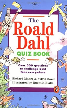 The Roald Dahl Quiz Book 9780140384772