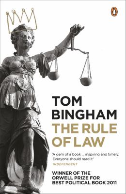 The Rule of Law 9780141034539