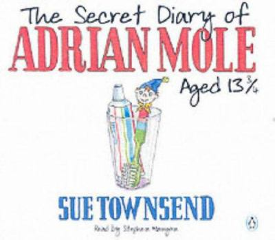 The Secret Diary of Adrian Mole Aged 13 3/4 9780141803623
