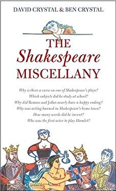 Shakespeare Miscellany 9780140515558