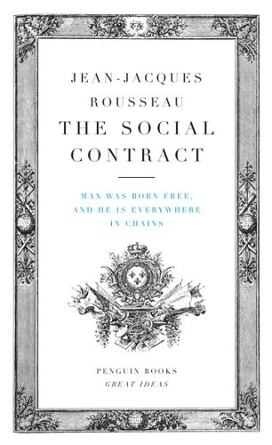The Social Contract: 9780143037491