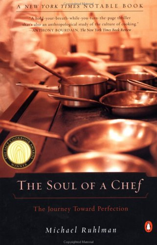 The Soul of a Chef: The Journey Toward Perfection 9780141001890