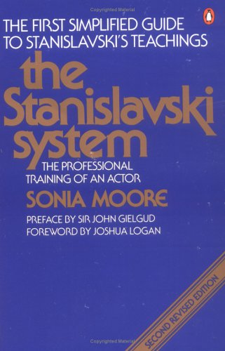 The Stanislavski System: The Professional Training of an Actor 9780140466607
