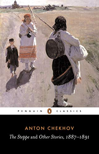 The Steppe: And Other Stories, 1887-1891 9780140447859