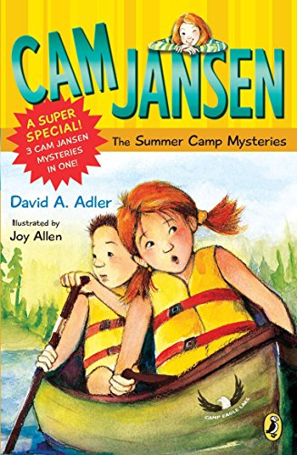 The Summer Camp Mysteries: A Super Special