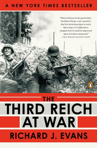 The Third Reich at War, 1939-1945 9780143116714