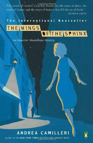 The Wings of the Sphinx 9780143116608