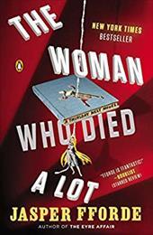 The Woman Who Died a Lot: A Thursday Next Novel 21658409