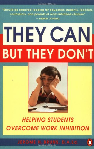 They Can But They Don't: Helping Students Overcome Work Inhibition