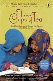 Three Cups of Tea: One Man's Journey to Change the World... One Child at a Time 433492