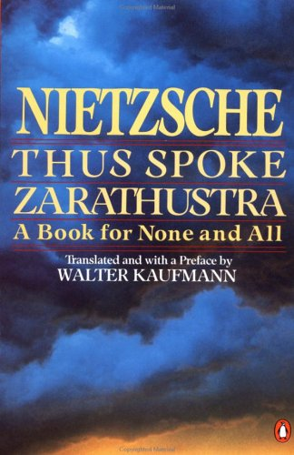 Thus Spoke Zarathustra 9780140047486