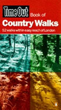 Time Out Book of Country Walks 9780140265446