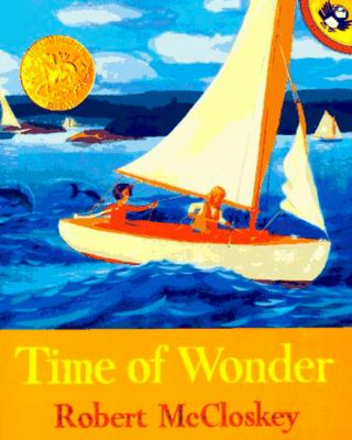 Time of Wonder 9780140502015
