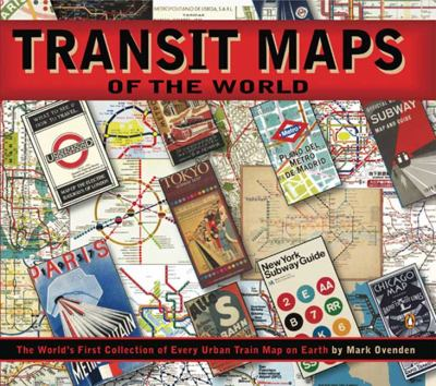 Transit Maps of the World 9780143112655