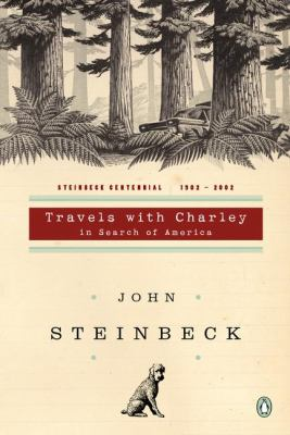 Travels with Charley: In Search of America 9780142000700