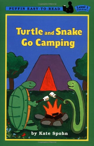 Turtle and Snake Go Camping 9780141306704