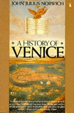 Venice a History of 9780140066234