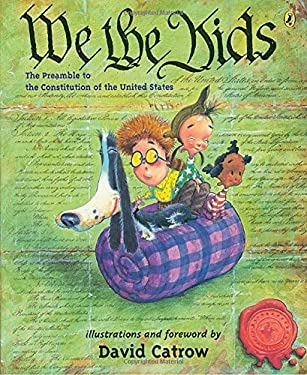 We the Kids: The Preamble to the Constitution of the United States 9780142402764