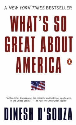What's So Great about America 9780142003015