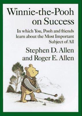 Winnie-The-Pooh on Success 9780140866377