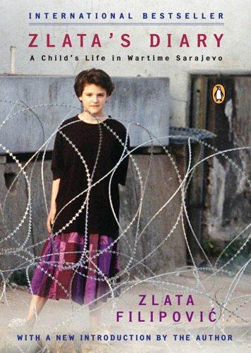 Zlata's Diary: A Child's Life in Sarajevo 9780143036876