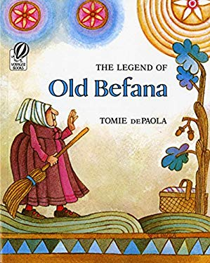 The Legend of Old Befana 9780152438173
