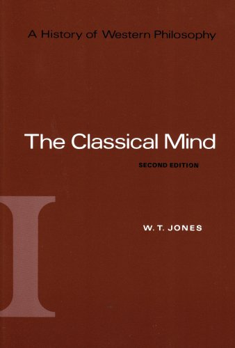 A History of Western Philosophy: The Classical Mind, Volume I 9780155383128