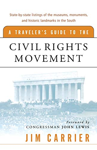 A Traveler's Guide to the Civil Rights Movement 9780156026970
