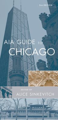 AIA Guide to Chicago 9780156029087