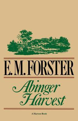 Abinger Harvest 9780156026109