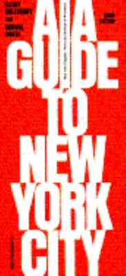 Aia Guide to New York City 9780156036009