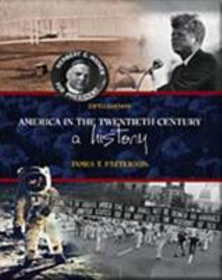 America in the Twentieth Century: A History 9780155078604